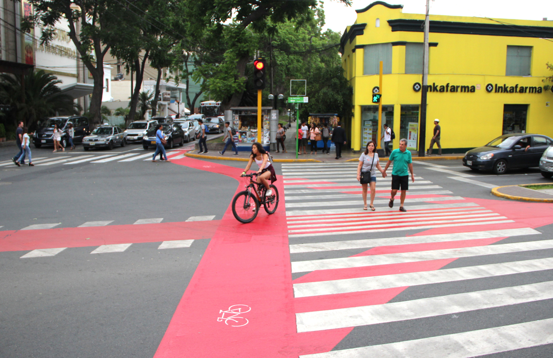 CYCLING INFRASTRUCTURE AND URBAN DESIGN